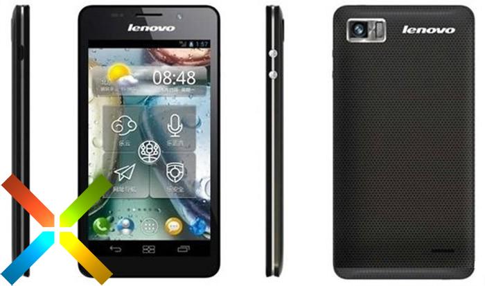 El nuevo Lenovo P770 y su batería inteminable
