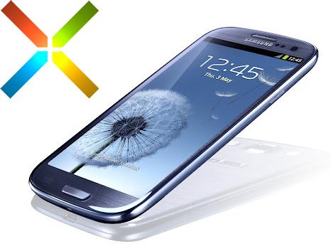 Samsung Galaxy S3 supera en ventas al Iphone 5 en el Reino Unido