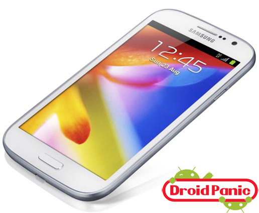 Samsung presenta el Galaxy Grand