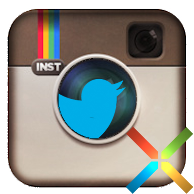 Guerra entre Instagram y Twitter