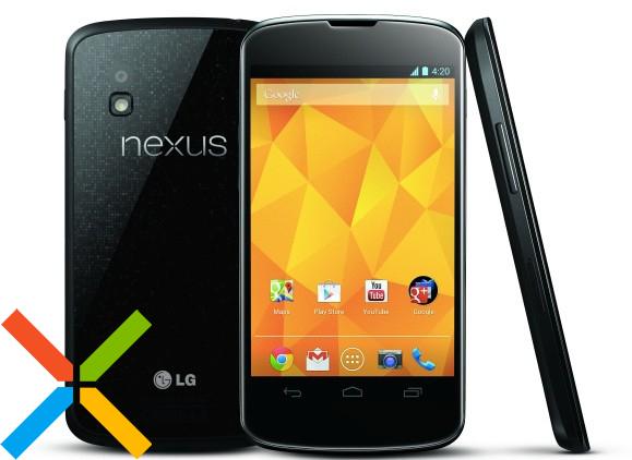 Nexus 4 de nuevo a la venta