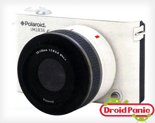 Polaroid confirma una cámara con Android para 2013