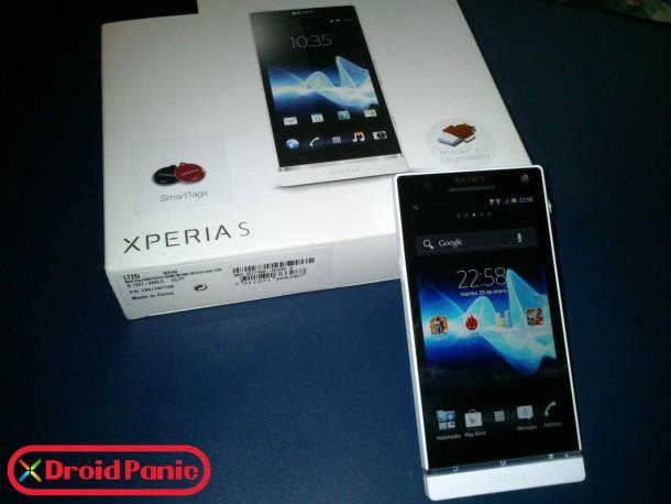 Vídeo análisis del Sony Xperia S