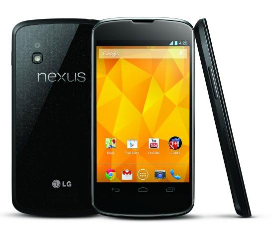 Anunciado stock estable del LG Nexus 4 en Francia para febrero