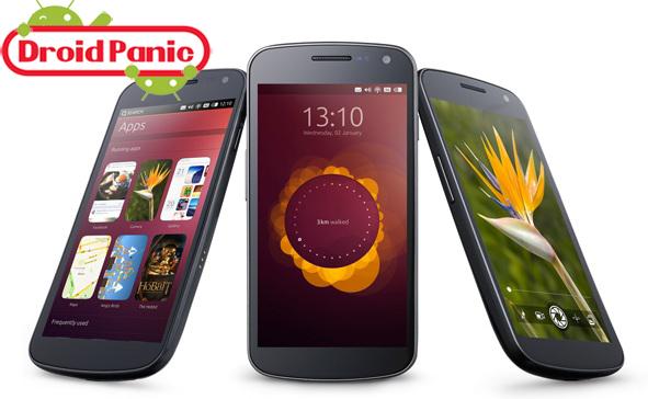 Proximamente Ubuntu para dispositivos Android
