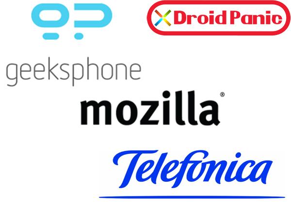 Telefónica, Mozilla y Geeksphone presentan mañana terminales con Firefox OS