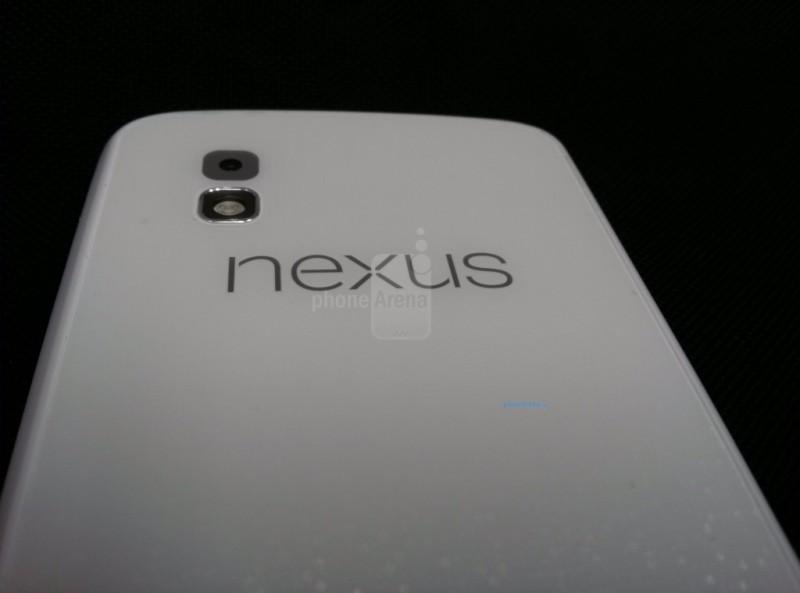 ¿Habrá Nexus 4 en blanco?