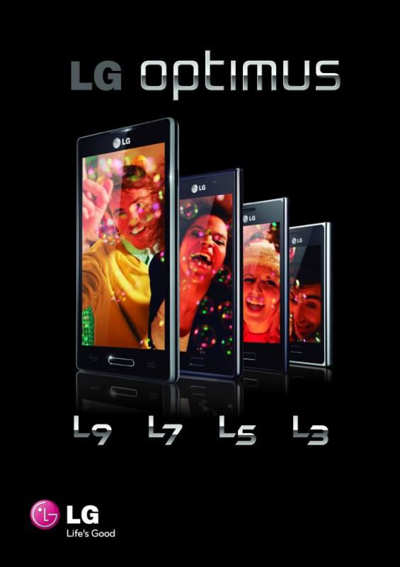 La serie Optimus L de LG ha llegado a los 15 millones en ventas