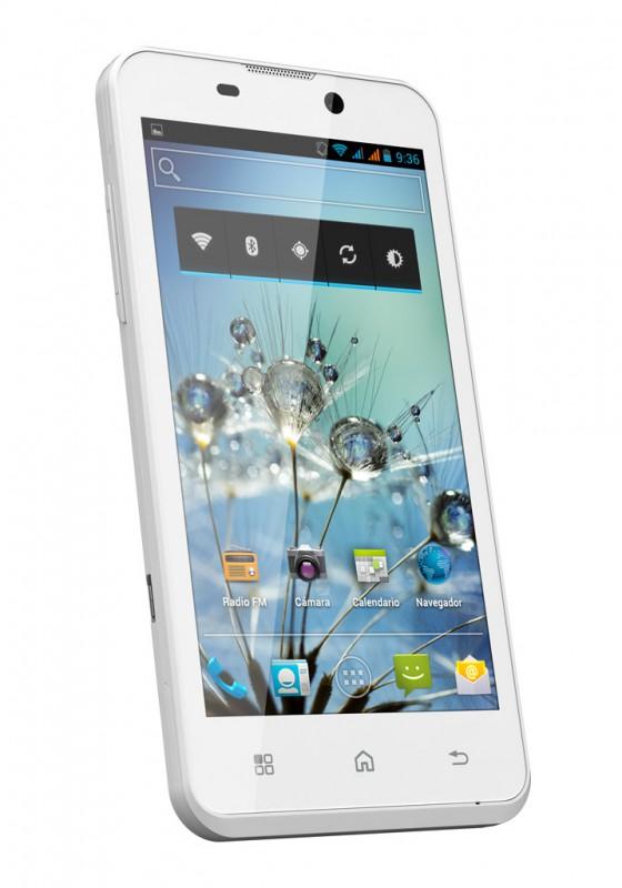 bq readers también se pasa al mundo de los smartphones, bq Aquaris