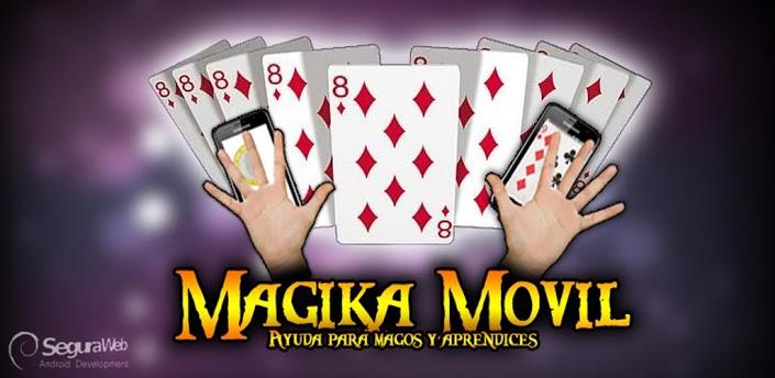 ¡Magika Movil y sorprende a tus amigos!