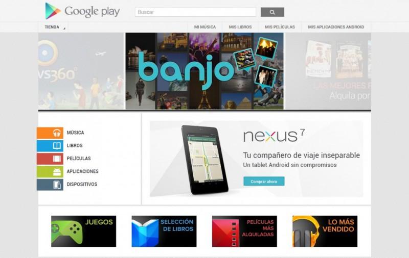 Google Play Store celebra su primer aniversario con descuentos