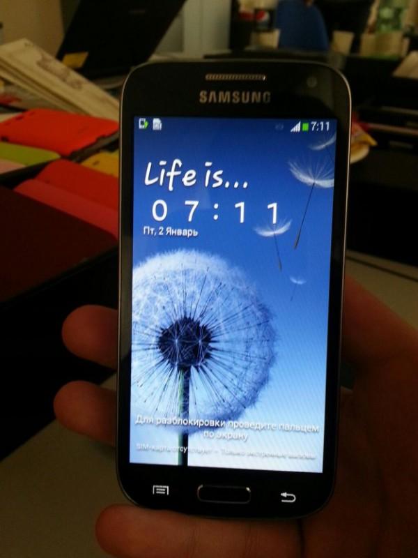 Primeras imágenes del Samsung Galaxy S4 Mini