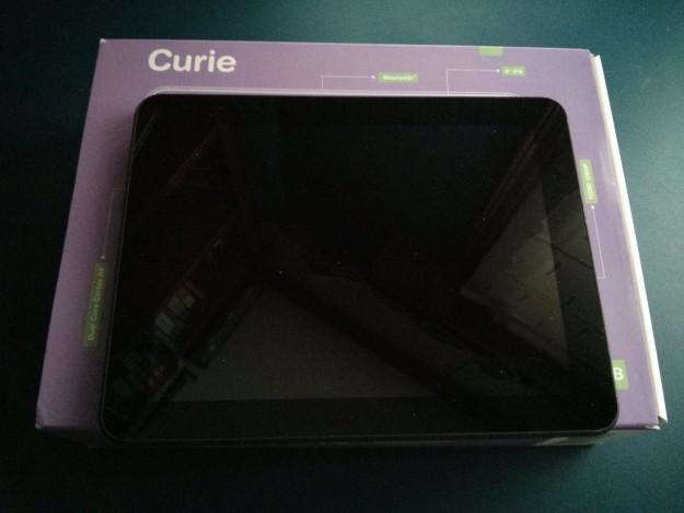 Análisis de bq Curie, una tablet de 8 pulgadas a muy buen precio