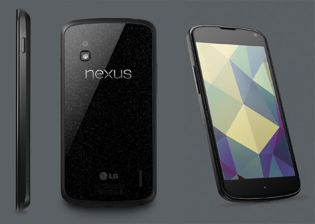 Posible renovación inminente de la gama Nexus 4
