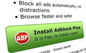 Retiradas de Google Play las aplicaciones AdAway y Adblock Plus