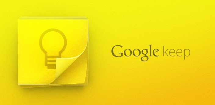 Google Keep, para tomar apuntes y apuntar tareas
