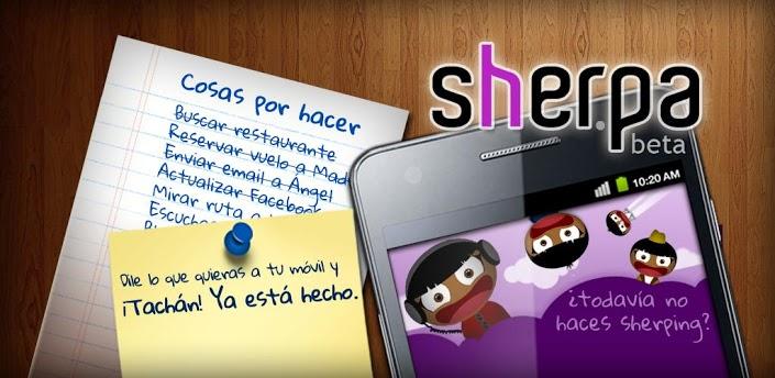 Sherpa 2.0, el rejuvenecimiento de una app con estilo propio