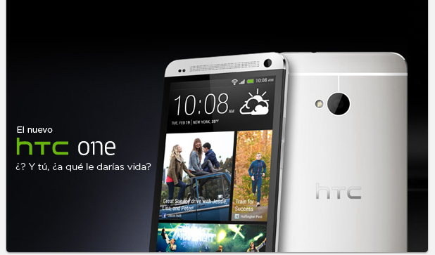 HTC One disponible a partir de la primera semana de mayo