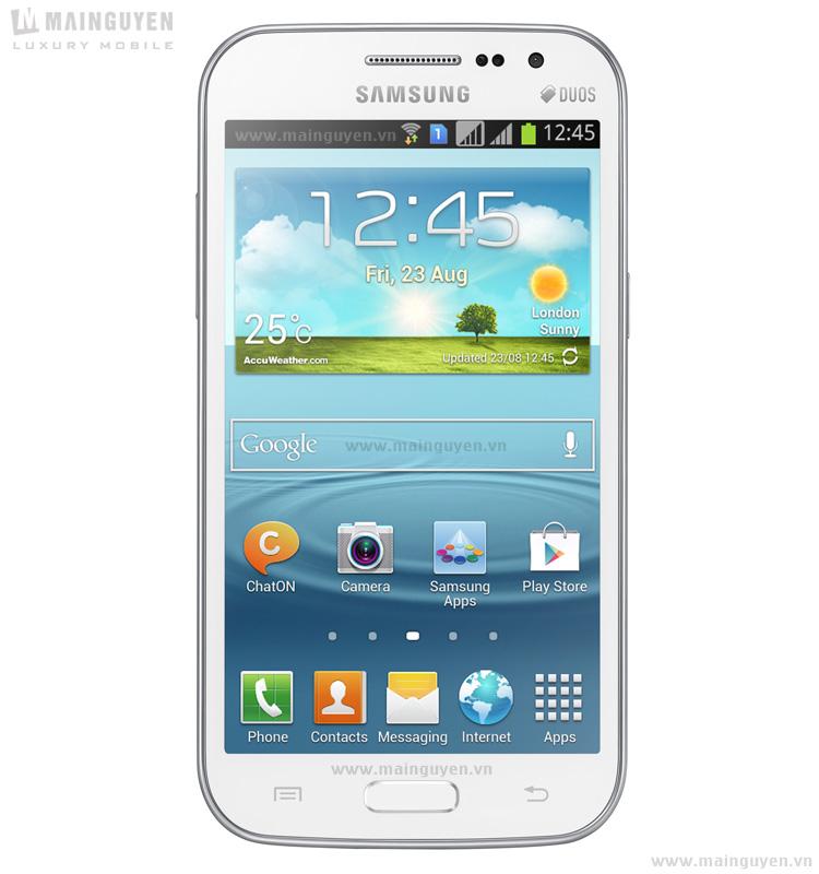 Otro dispositivo de Samsung filtrado: Galaxy Win