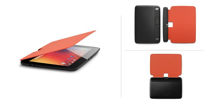 Funda disponible en Google Play del Nexus 10
