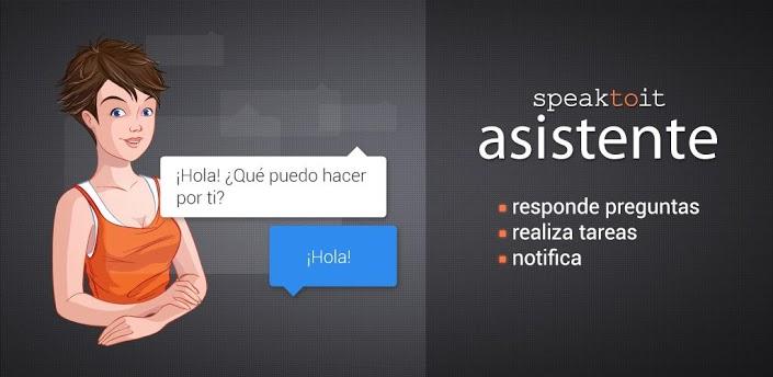 Asistente de Speaktoit, la alternativa en Android a Siri