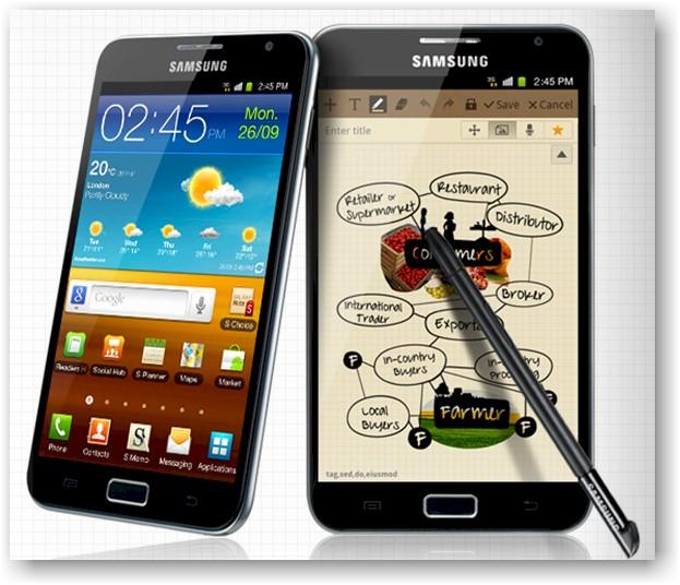 Samsung Galaxy Note N7000 se actualiza a Android 4.1.2 Jelly Bean. Aquí os decimos cómo hacerlo.
