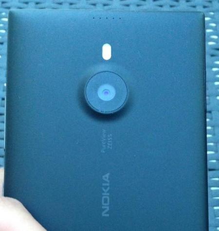 Desveladas nuevas fotos del phablet de Nokia, el Lumia 1520 o Bandit