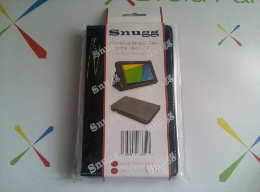 [SORTEO 1º Aniversario] Funda The Snugg para Nexus 7 2013