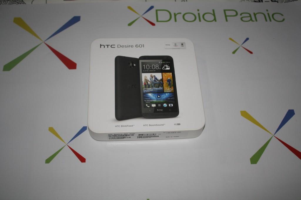 Unboxing y vídeo análisis del HTC Desire 601, un doble núcleo con mucha potencia