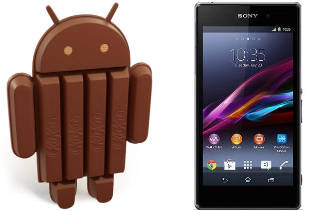 Sony Xperia Z actualiza de forma no oficial a Android 4.4 Kit Kat