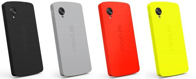 Os presentamos los accesorios oficiales que han venido de la mano con el Nexus 5
