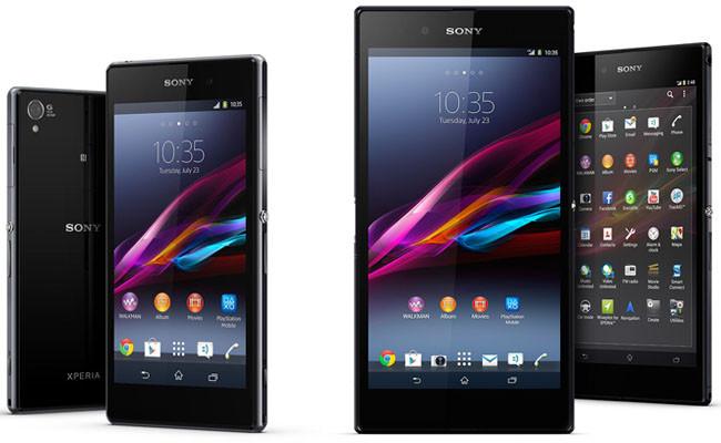 Sony Xperia Z1 y Z Ultra reciben Android 4.3