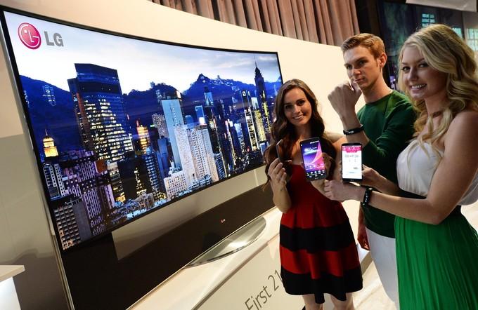 [CES 2014] LG presenta su Lifeband Touch para mantenernos en forma