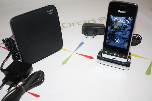 [ATENCIÓN] Analizamos y sorteamos el teléfono fijo Gigaset SL930A con Android