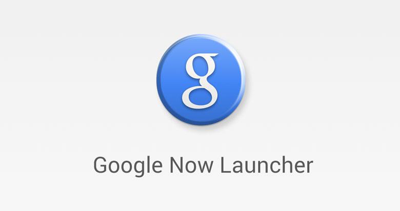 Google Now Launcher al fin en Google Play
