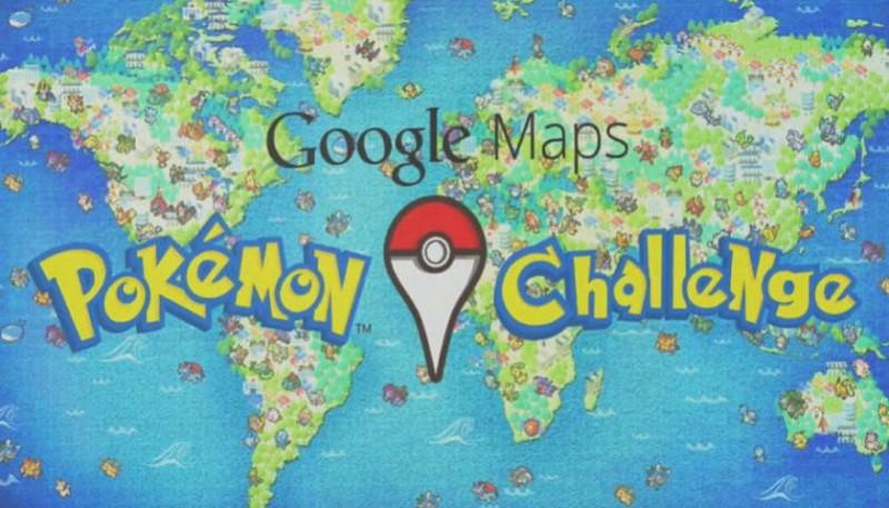 [ATENCIÓN] ¡Captura Pokémon con tu Android y Google Maps!