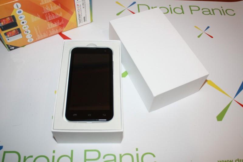 [ATENCIÓN] Análisis y sorteo del TamTam Phone 4.7, un smartphone excepcional para la gama de entrada