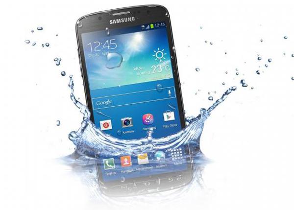 Samsung Galaxy S5 y su resistencia al agua [vídeo]