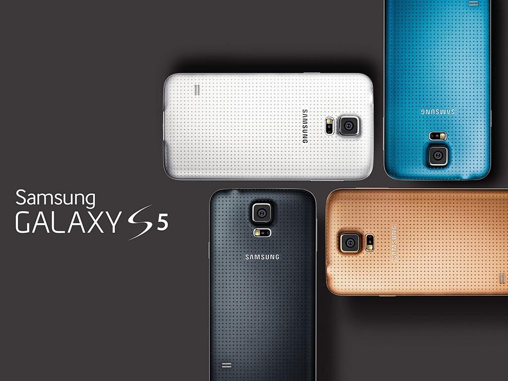 Filtradas las aplicaciones del Samsung Galaxy S5 a un mes de su lanzamiento