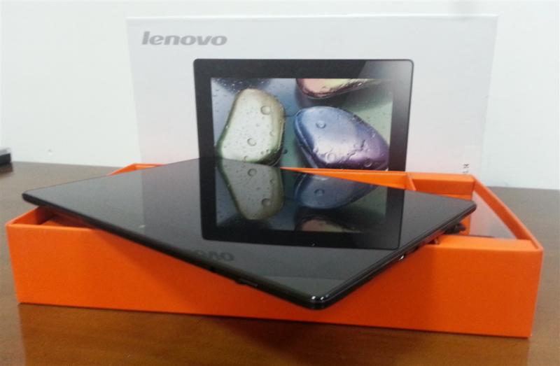 [REVIEW] Una tablet bonita y conectada al mundo: Lenovo IdeaTab S-6000-H
