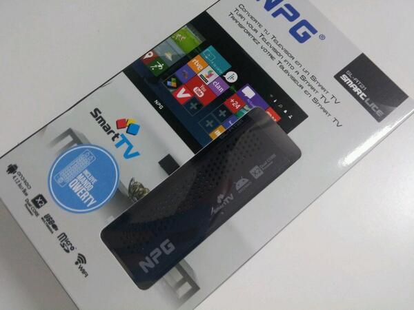 [ATENCIÓN] Análisis y sorteo de NPG SL-ATQ21 Smart Lite y olvídate de cables HDMI