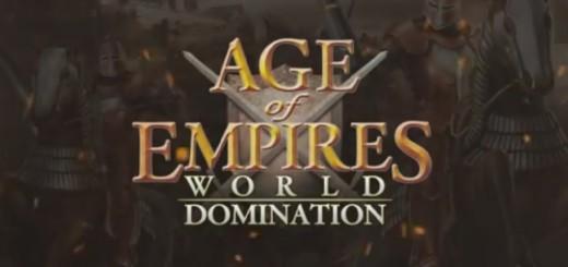 Age of Empires: World Domination. ¡En breve en nuestros dispositivos!