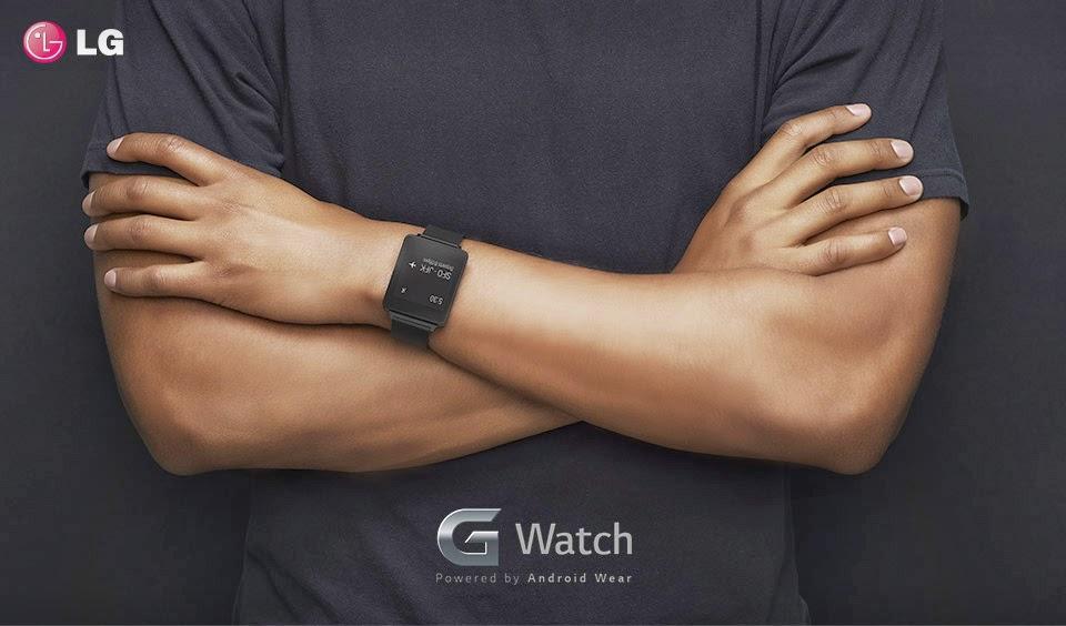 LG G Watch y Android Wear se dejan ver en un vídeo, ¿buena combinación?