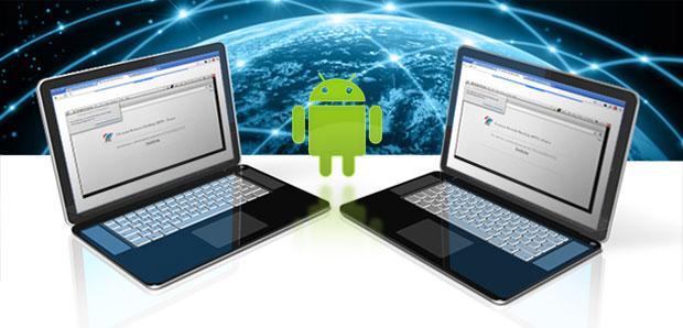 4 Apps para conectarnos a nuestro ordenador desde nuestro smartphone