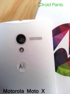 Moto X, el tardío tope de gama de Motorola