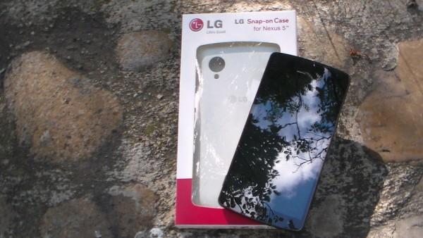 [ACCESORIO] Carcasa original LG Snap-on para Nexus 5, gracias a Letrendy