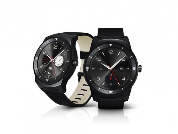 El LG G Watch R disponible el 14 de octubre… en Corea