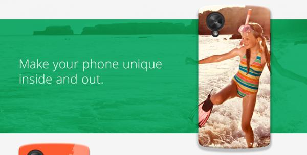 Google Workshop pronto para personalizar las fundas de nuestros Nexus