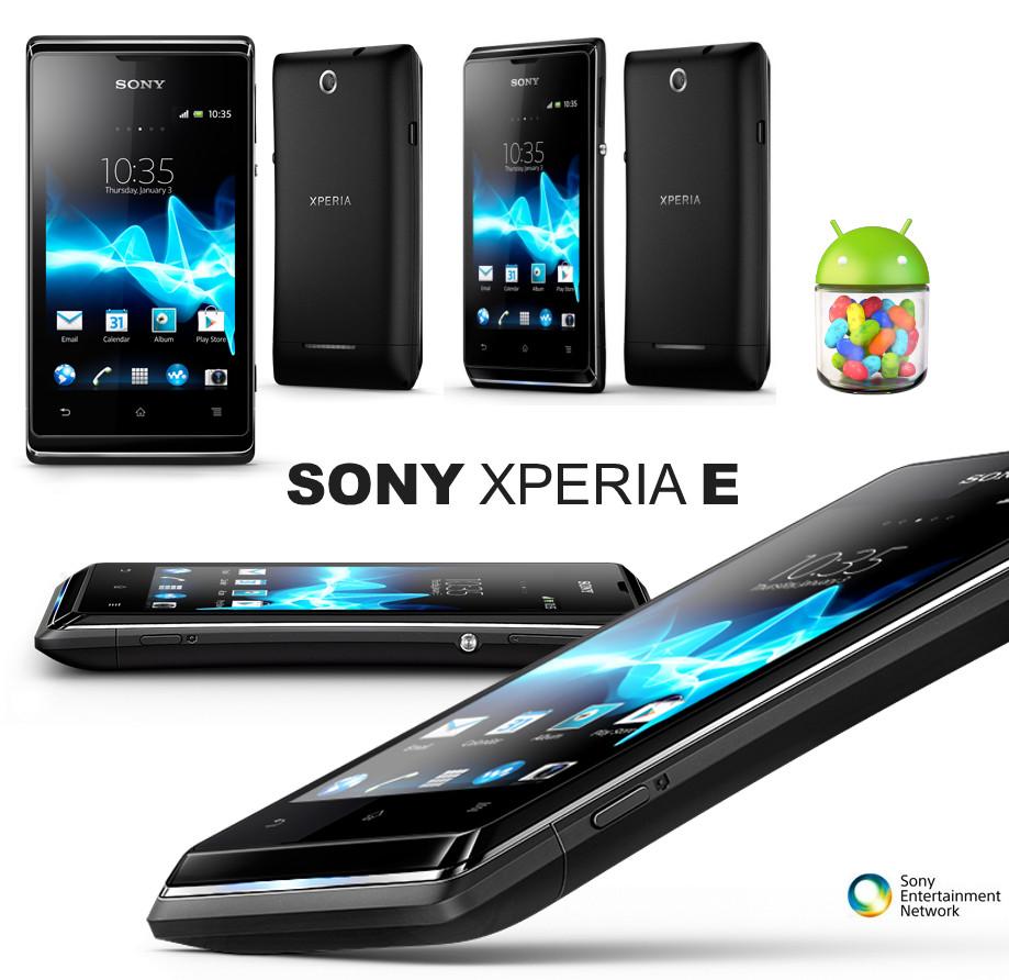 Sony da la espalada a sus Xperia E y Xperia E Dual y se quedan sin soporte oficial.