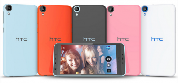 HTC Desire 820, un gama media apuntando a la gama alta